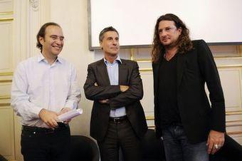Simoncini, Niel et Granjon vont financer 101 projets | IIN - Incubateur et Innovation Numérique | Scoop.it