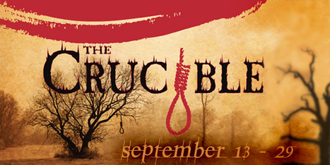 North Raleigh Arts and Creative Theatre Presents All-Teen THE CRUCIBLE ... - Broadway World | The Crucible | Scoop.it