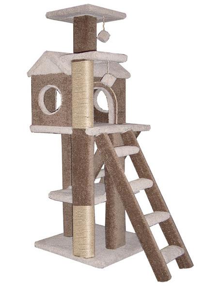 Cat trees, cat furniture, tree house cat furniture, condos climbing   Cat Furniture,  Cat Condos , Cat trees at PlaytimeWorkshop   Scoop.it