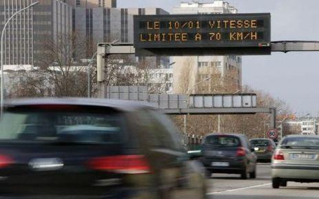 70 km/h sur le périph parisien dès aujourd'hui : «Un coût de 100 M€ par an» - Le Parisien | Les transports urbains | Scoop.it