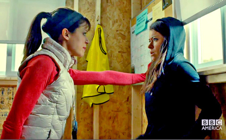 Comic-Con: How 'Orphan Black' pulls off Tatiana Maslany's clone scenes | EW.com | Screen Freak | Scoop.it