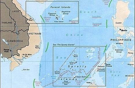 Tensions Set To Rise In The South China Sea | China Commentary | Scoop.it