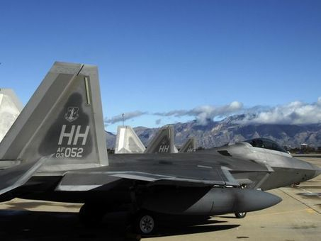 F-22 Raptor demo team to perform at OC Air Show - Delmarva Daily Times | YF-23 | Scoop.it