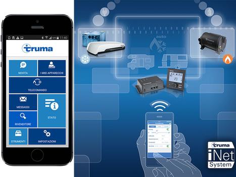 Truma iNet System: come funziona | Notizie dal mondo del camper | Camper Life Magazine | Scoop.it