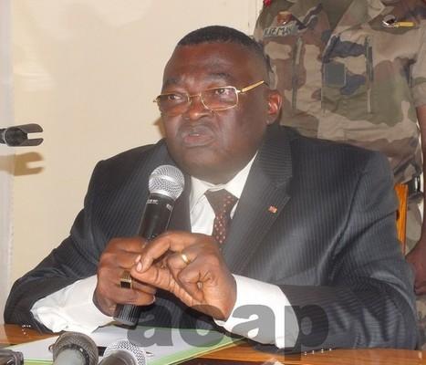 Le Général Xavier Sylvestre Yangongo annonce sa candidature pour la présidentielle de 2015 | Centrafrique | Scoop.it