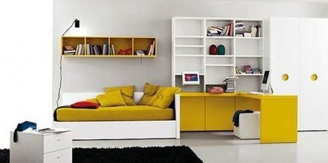 27 Room Design Ideas For Teenage Girls   Formidable ideas   Scoop.it