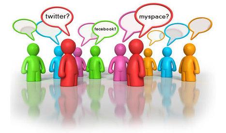 Rassembler vos réseaux sociaux dans une seul fenêtre | Geeks | Scoop.it