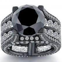 Black Diamond Engagement Rings | Bridal Black Diamond Rings | Online Diamond Jewelry Stores in New York | Scoop.it