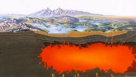Volcano under Yellowstone bigger than previously thought   ApocalypseSurvival   Scoop.it