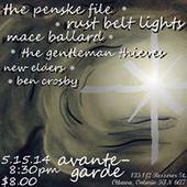 PRE POUZZA FEST KICK OFF PARTY in Ottawa w/ Penske File, Rust Belt Lights, Mace Ballard, New Elders, The Gentleman Theives + Ben Crosby - Ottawa Showbox | Pouzza Fest : digital press kit | Scoop.it
