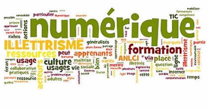 Numérique & illettrisme : des usages riches et variés, mais pas généralisés | Numérique & pédagogie | Scoop.it