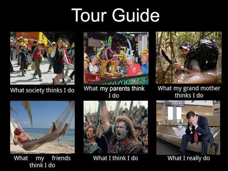 Tour Guide | bbb | Scoop.it