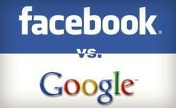Réseaux sociaux : Facebook vs Google Plus - Le Conseiller Web | Web stratégie pour les petites entreprises | Scoop.it