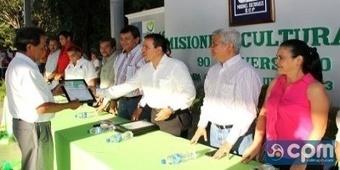 Celebra SE 90 años de la creación de las Misiones Culturales. | Secretario Educación Guillermo Rangel | Scoop.it