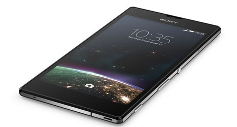 Sony Xperia T3 : un smartphone très fin - Point GPhone | Geek or not ? | Scoop.it