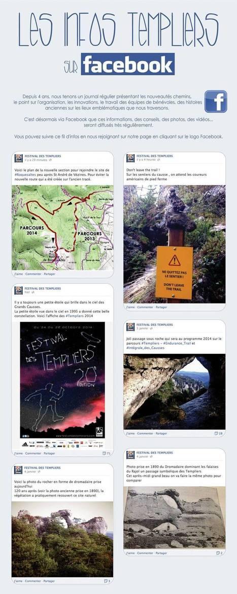 newsl templiers janvier 2014 | L'info tourisme en Aveyron | Scoop.it