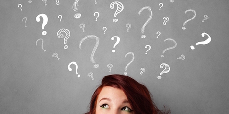 Why Are So Many Blog Post Headlines Framed As Questions? | MarketingHits | Scoop.it