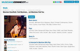Musicians Classifieds | Wordpress For Musicians And Creatives | Scoop.it