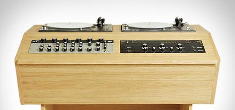 DJ console par Bad Habits | Journal du Design | Curiosités planétaires | Scoop.it