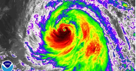 The Eastern Pacific Has Turned Into a Freak Hurricane-Producing Machine   Nature Animals humankind   Scoop.it