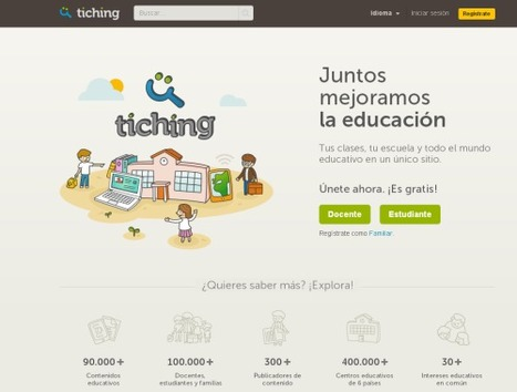 Tiching | eLearning | Scoop.it