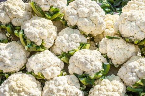 Cauliflower Shortage Costing Shoppers More Green | Kickin' Kickers | Scoop.it
