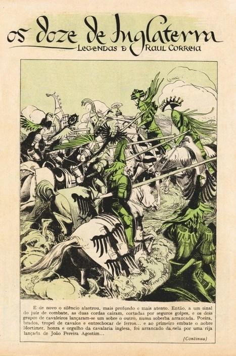 Os Doze de Inglaterra, de Eduardo Teixeira Coelho - aCalopsia | Paraliteraturas + Pessoa, Borges e Lovecraft | Scoop.it