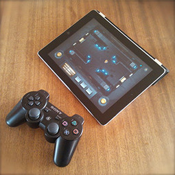 How To Hook Up a Game Controller To Your iPad | Tablets in de klas | Scoop.it