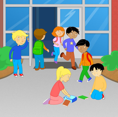 Teaching Children to Practice Acts of Kindness | children's books | Scoop.it
