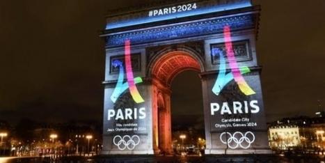 Logo Paris 2024: pourquoi c'est un bon choix marketing | Marketing, e-marketing, digital marketing, web 2.0, e-commerce, innovations | Scoop.it