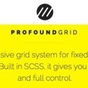 Grid CSS responsive (adaptable) construido con SCSS | e-learning y moodle | Scoop.it