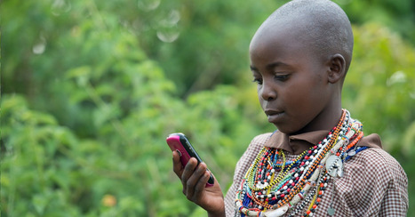 Mobile Phones Deliver Millions of E-Books to Developing World | Internet and Education | Scoop.it