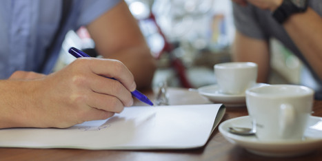How to Write More and Write Quickly - Huffington Post | Reading and Writing | Scoop.it