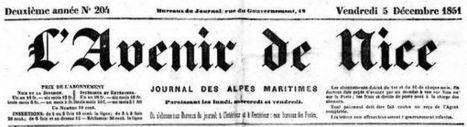 Marchandage funèbre, Nice 1851 | GenealoNet | Scoop.it