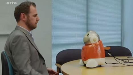 Votre prochain recruteur sera peut-être un robot - Francetv info   recrutement et formation   Scoop.it