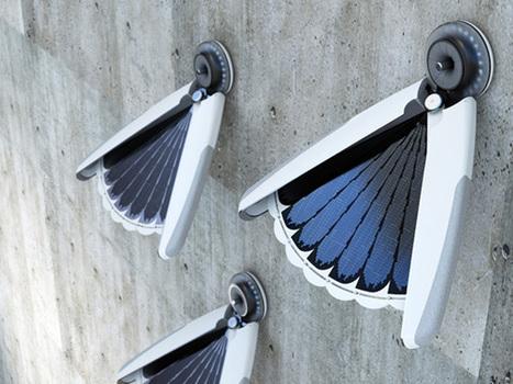 Light Bird – Solar Lamp by Jang Eun Hyuk | WEBOLUTION! | Scoop.it