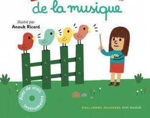 Imagier de la musique… bien vu ! | livres audio, lectures à voix haute ... | Scoop.it