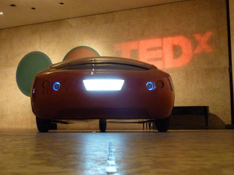 """[3D Print Show] Urbee : la green car """"imprimée maison""""   Changeons d'époque...   Scoop.it"""