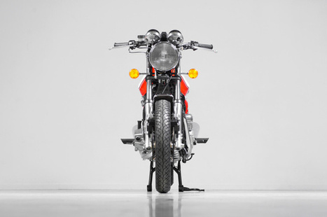 The 'brand new' Ducati Darmah | Ductalk Ducati News | Scoop.it