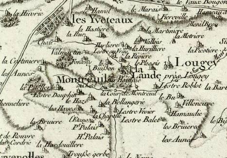 1669 Loyal échange et contréchange à Montreuil au Houlme | Généalogie autour du Houlme | L'écho d'antan | Scoop.it