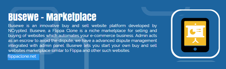 Benefits of buy and sell websites in online marketplace by NCrypted | Flippa Clone | Flippa Clone Script | Scoop.it
