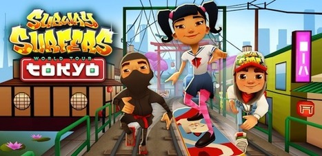 Download Subway Surfers for PC Free (Windows 8/7/XP) | highway rider | Scoop.it