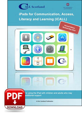 iPads for Communication, Access, Literacy and Learning (iCALL) | Leveling the playing field with apps | Scoop.it