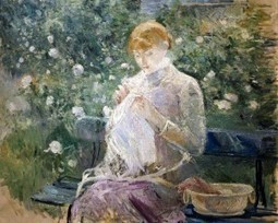 Life and Paintings of Berthe Morisot (1841 - 1895) | About Art & Creativity | Scoop.it