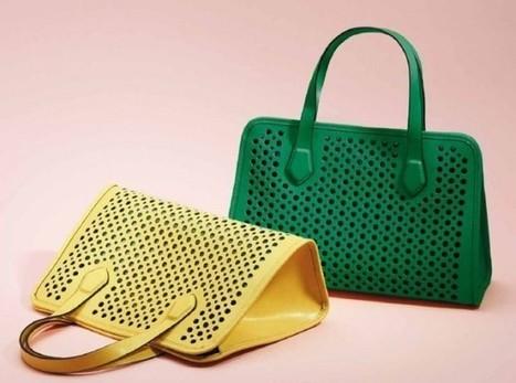 Tendenze Primavera/Estate 2014, laser cut bags [FOTO] - Stylosophy   Moda e accessori   Scoop.it