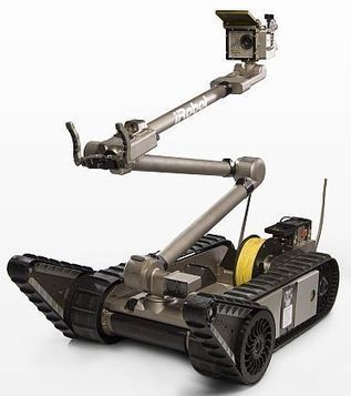 iRobot to refine inflatable robotic arm to cut costs and improve performance in difficult conditions - Military & Aerospace Electronics | Unmanned Ground Vehicles | Scoop.it