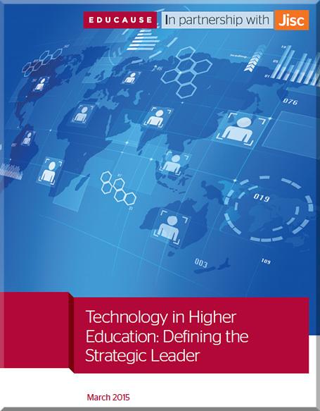 [PDF] Technology in Higher Education: Defining the strategic leader | Ensino, Aprendizagem & Tecnologia | Scoop.it