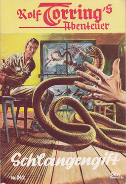 Pulp Science Fiction Under German Totalitarianism | Paraliteraturas + Pessoa, Borges e Lovecraft | Scoop.it