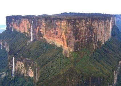 Cerro Sarisarinama - Venezuela   les-meilleurs-exemples-de-projets-et-campagnes-etourisme   Scoop.it