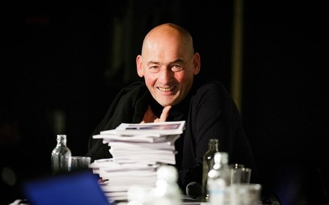 Architect Rem Koolhaas: Our cities are the brainchildren of Reagan and Thatcher - Telegraph | The Nomad | Scoop.it